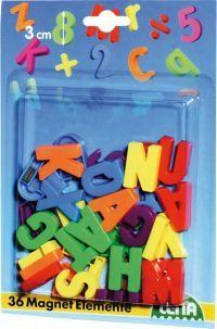 Lena Magnetické písmenka