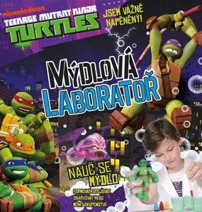 ALBI Želvy Ninja mýdlová laboratoř cena od 249 Kč