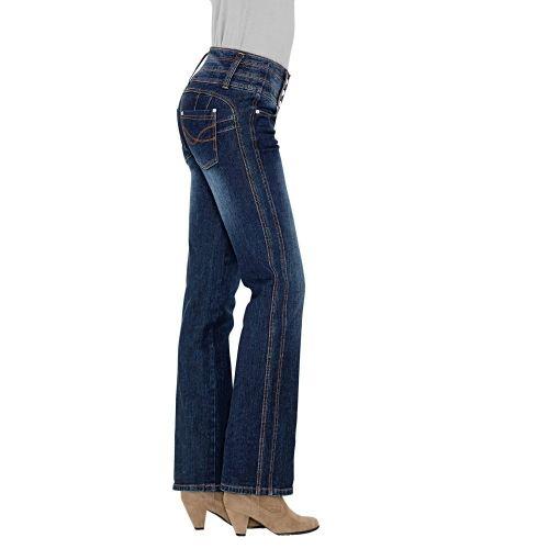Blancheporte Tvarující džíny s efektem zeštíhlení