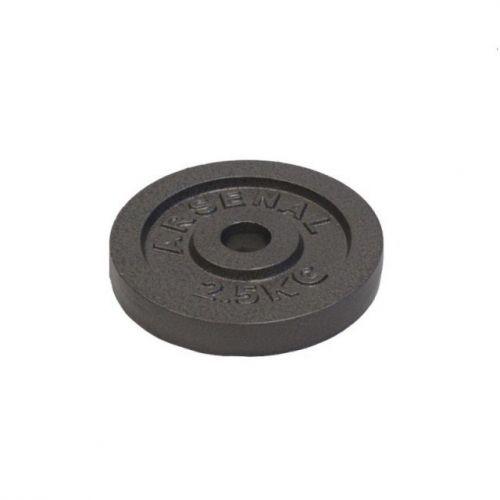 Arsenal Kotouč litinový 25 mm/2,5 kg