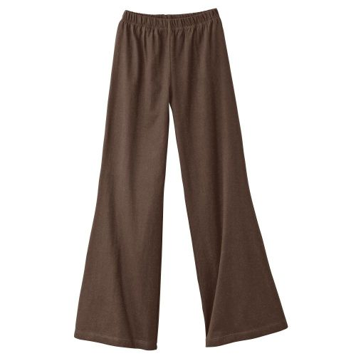Blancheporte Široké kalhoty z úpletu