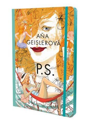 Aňa Geislerová: P. S. cena od 238 Kč