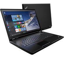 Lenovo ThinkPad P70 (20ER000BMC) cena od 63289 Kč