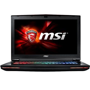 MSI GT72 (GT72 6QD-229CZ) cena od 0 Kč