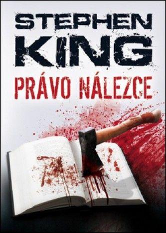 Stephen King: Právo nálezce cena od 247 Kč