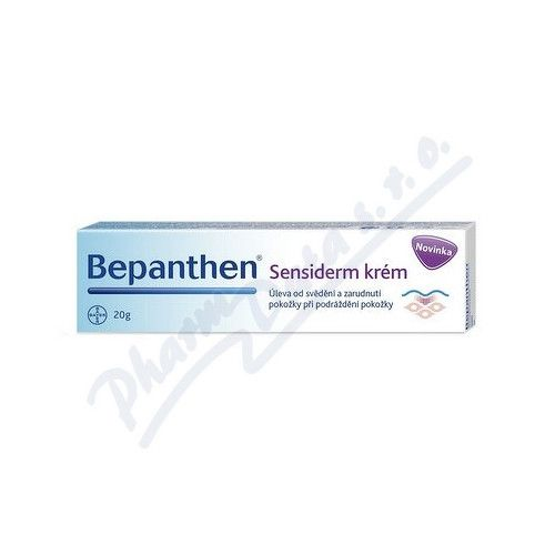 Bepanthen Sensiderm Krém 20 g cena od 111 Kč