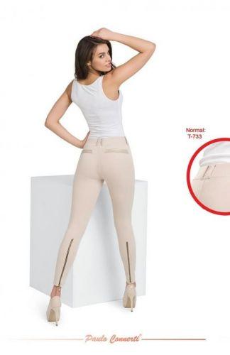 Asad Paulo Connerti Slim Line Donna T-733 kalhoty