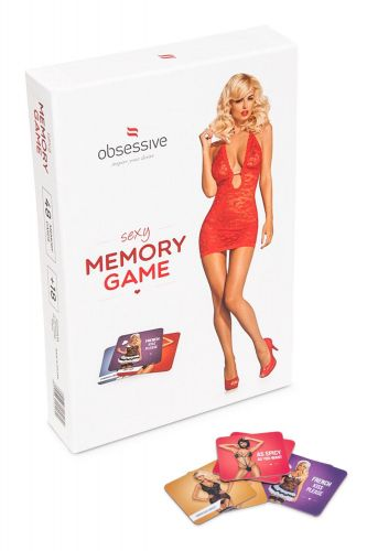 Obsessive Sexy memory game