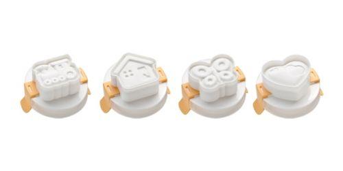 TESCOMA PRESTO formičky pro tvarování vajec cena od 199 Kč