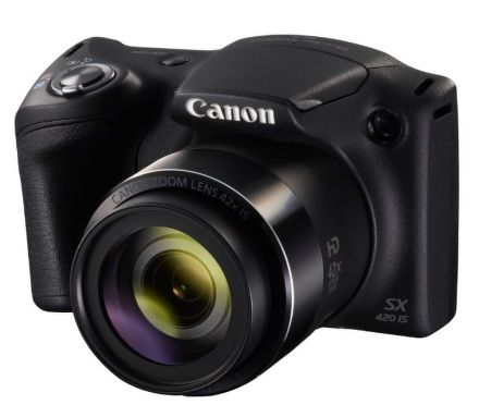 Canon PowerShot SX420 IS cena od 5894 Kč