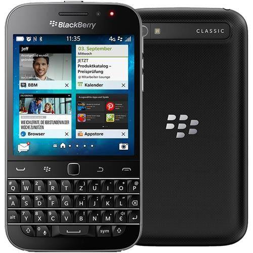 BlackBerry Classic QWERTY cena od 9526 Kč