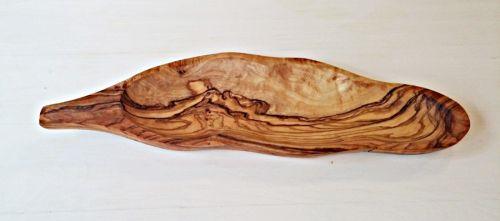ELIXIR Crete miska z olivového dřeva ve tvaru listu cena od 626 Kč