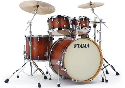Tama Silverstar Custom Studio set