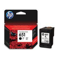 HP Cartridge HP 651 černá