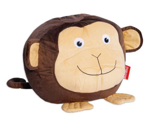 BeanBag Sedací vak opice Žofka cena od 1099 Kč