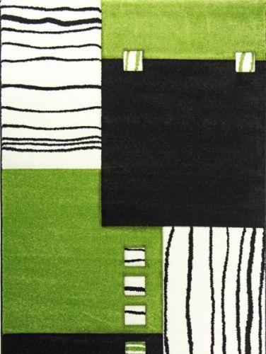 Breno Hawaii 1360 zelený koberec