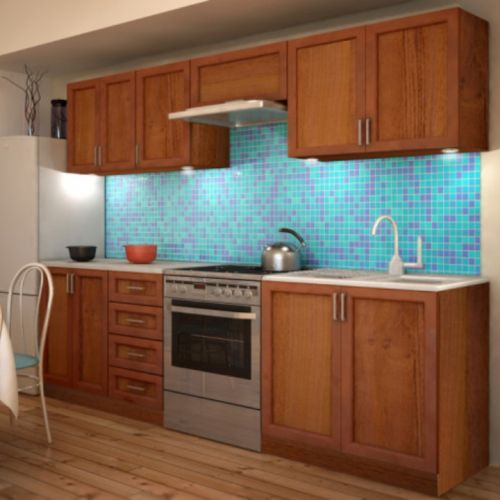 Tempo Kondela LENKA 240 kuchyňská sestava