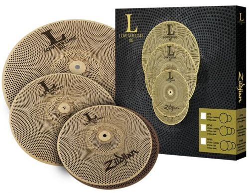 Zildjian L80 348 Low Volume Box Set 2