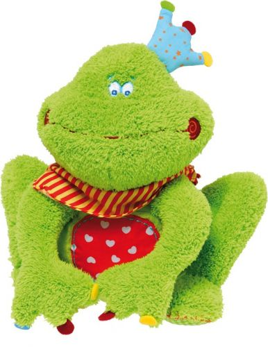 Dushi Plyšová mluvící žába