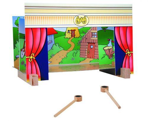 ANDREU Toys Magnetické divadélko cena od 519 Kč