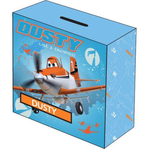 Disney Dřevěná pokladnička Letadla cena od 0 Kč
