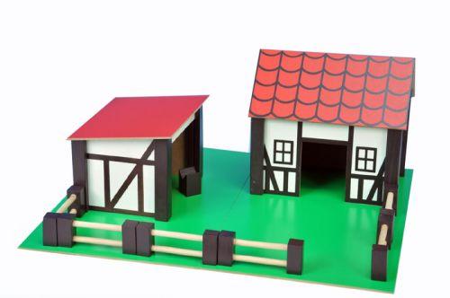 Teddies Farma dřevo cena od 319 Kč