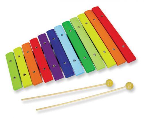 ANDREU Toys Xylofón cena od 0 Kč