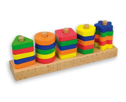 ANDREU Toys Stavebnice plná fantazie cena od 849 Kč