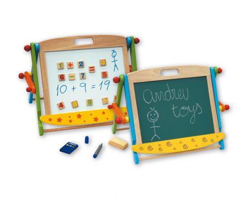 ANDREU Toys Magnetická tabule