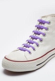 Shoeps Tkaničky fialové