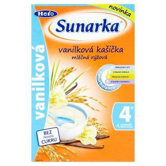 Sunarka Vanilková kašička mléčná 225 g