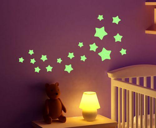 Ambiance Hvězdy samolepky