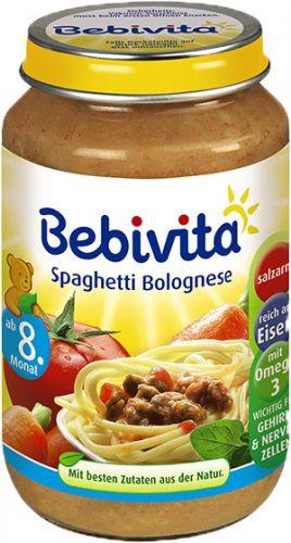 Bebivita Boloňské špagety 6x220 g