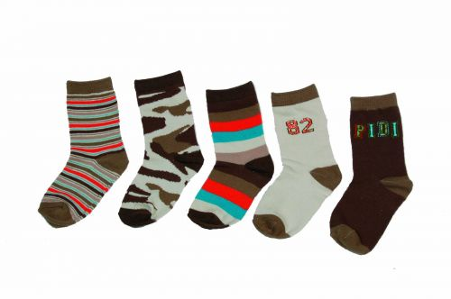 Bugga Chlapecký set ponožek
