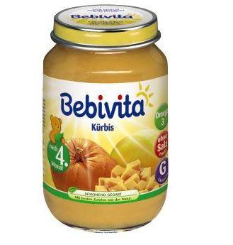 Bebivita Dýně 6x190 g