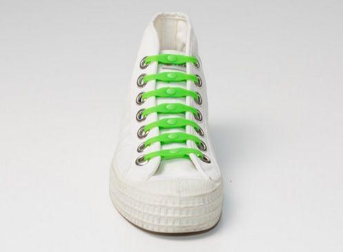 Shoeps Tkaničky zelené