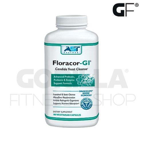 AST Enzymes Floracor-GI 180 tobolek