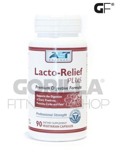 AST Enzymes Lacto Relief Plus 90 tobolek