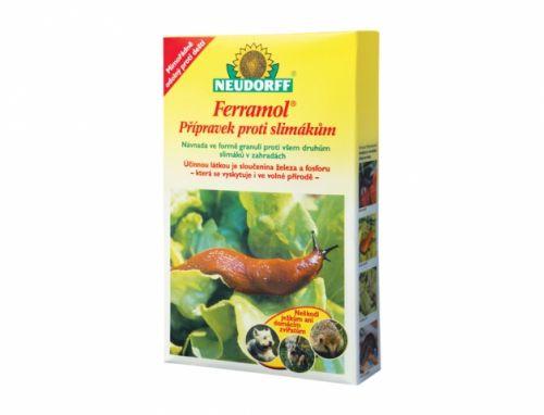 Agro CS ND Ferramol přípravek o´proti slimákům 300 g