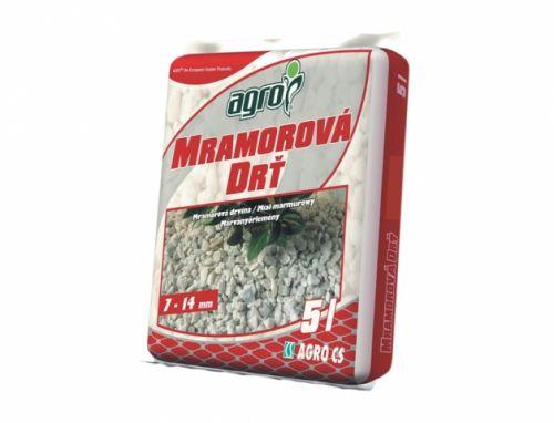 Agro CS AGRO Mramorová drť 7-14 mm 5 l