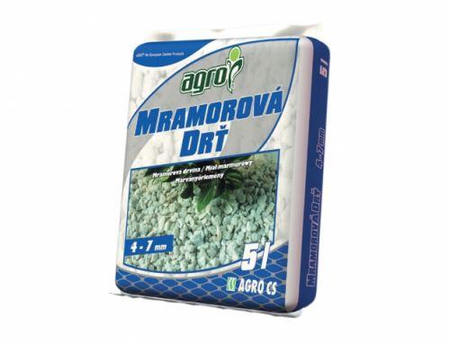 Agro CS AGRO Mramorová drť 4-7 mm 5 l