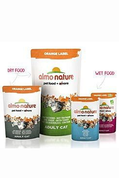 Almo Nature Almo Cat Nat.kočka Dry Orange Label kuře 750 g