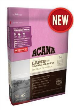Acana Dog Lamb&Okanagan Apple Singles 6 kg