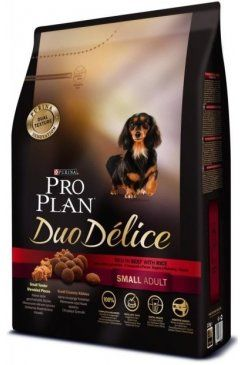 Purina ProPlan Dog Adult Duo Délice Small & Mini Beef 700 g