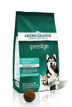 Arden Grange Dog Prestige 2 kg cena od 327 Kč