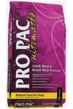 Pro Pac Ultimates Dog Adult Lamb&Brown Rice 12 kg