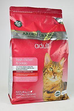 Arden Grange Cat Adult Chicken&Potato 4 kg