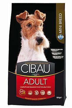 CIBAU Dog Adult Mini 800 g cena od 126 Kč