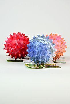 Sum-Plast Míč s bodlinami plovací 6,5 cm