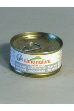 Almo Nature Almo Cat Nature Classic konzerva kočka tuňák+sardinky 70 g